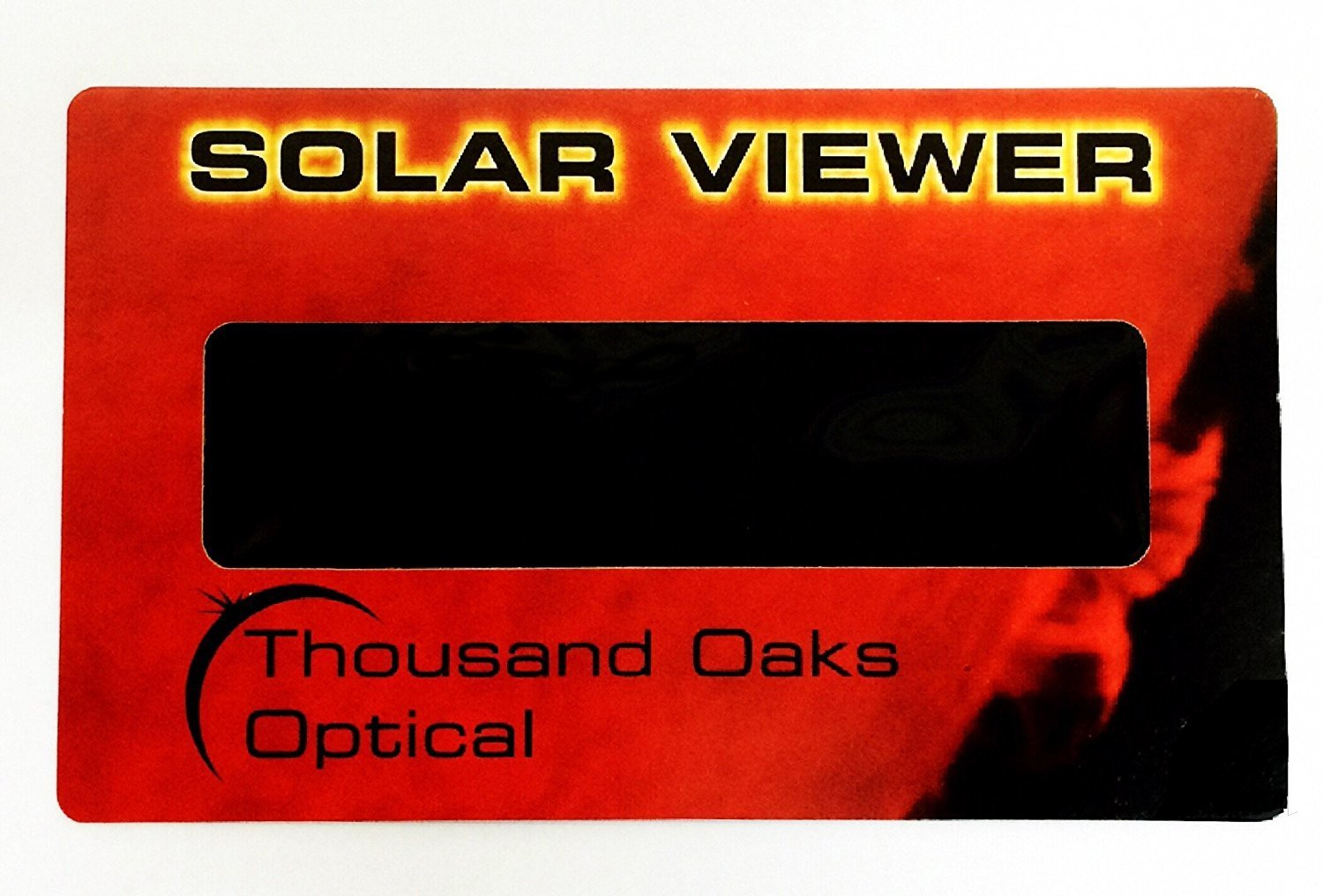 HAND-HELD ECLIPSE VIEWER CARDS (1 PACK OF 10 EACH  VIEWERS)