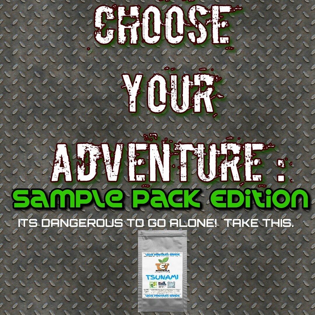ThreePack - Choose Your Own