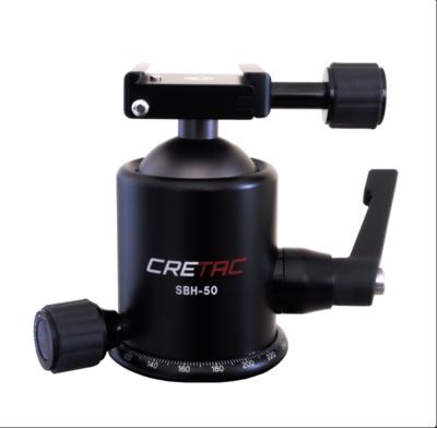 CRETAC Tactical Shooting Ball Head SBH-50