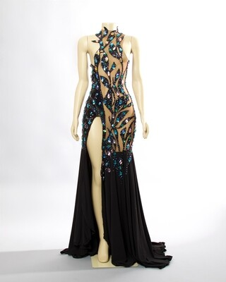 Pageantry Gown