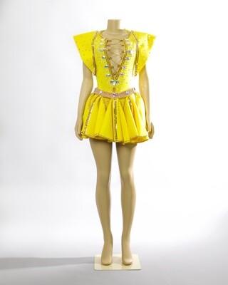 Yellow Dance Costume