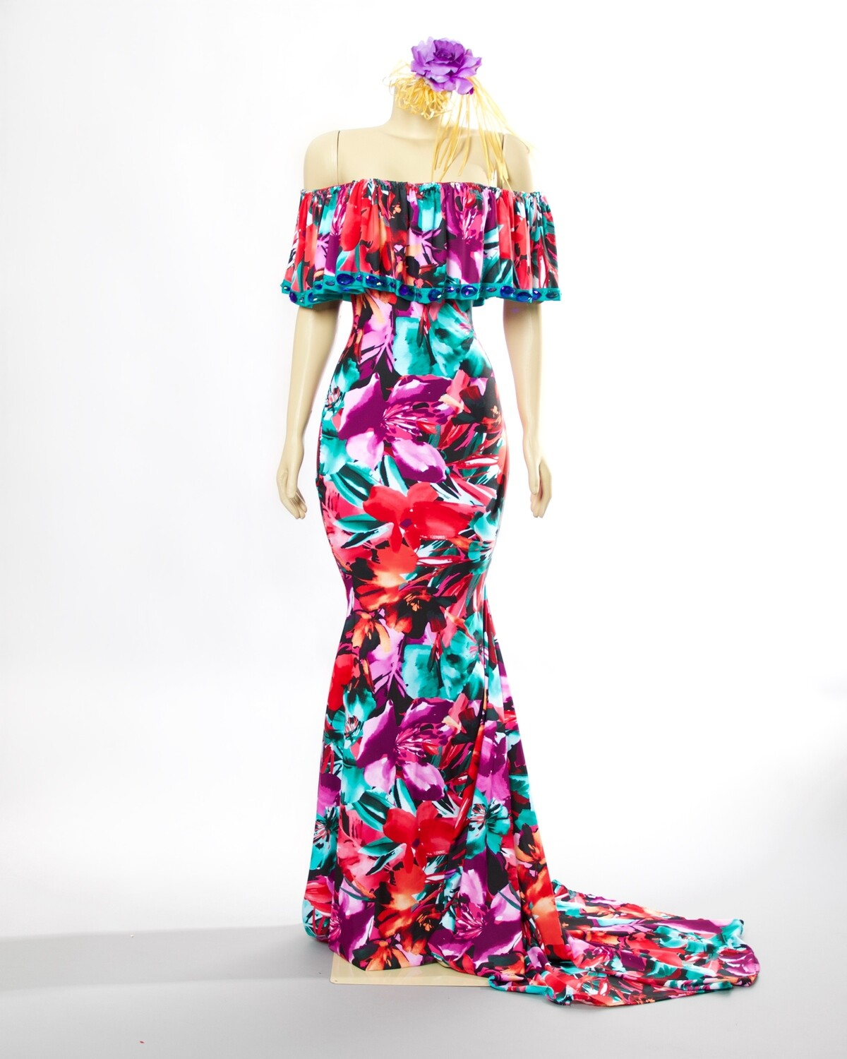 Biancas Tribute Gown