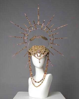 Aquaria Tribute Headpiece