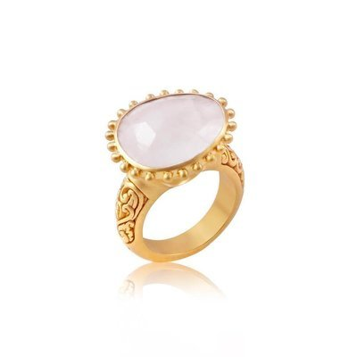 Wise Wild & Free Ring • Moonstone