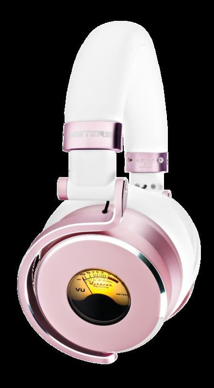 Meters Music OV-1 Headphones - Rose