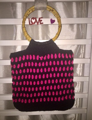 SUMMER Beach Crochet Bags,Handmade