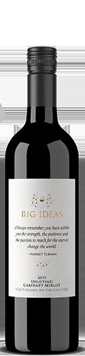 "2015 Big Ideas ""Uplifting"" Cab-Merlot"