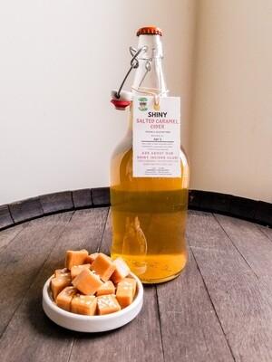 Shiny Salted Caramel Cider
