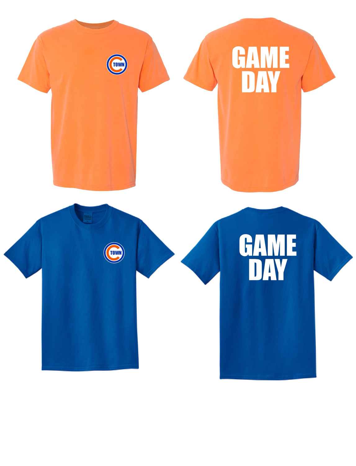 "C-Town ""Game Day"" tshirt"