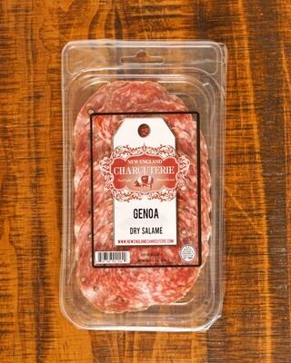 Genoa Pre-Sliced Dry Salame