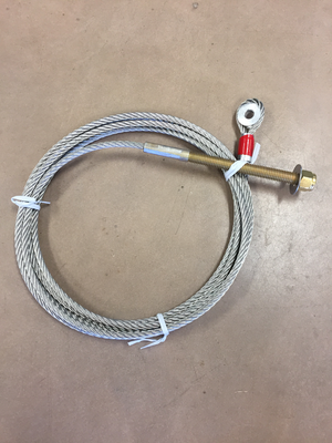 3000#/4000# rear cable, 114