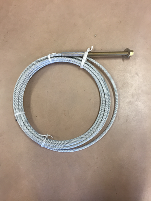 3000#/4000# Winch Cable