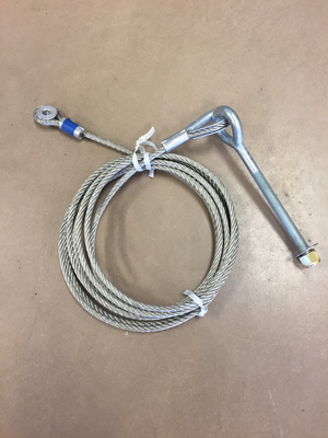 3000#/4000# Rear Cable, 108