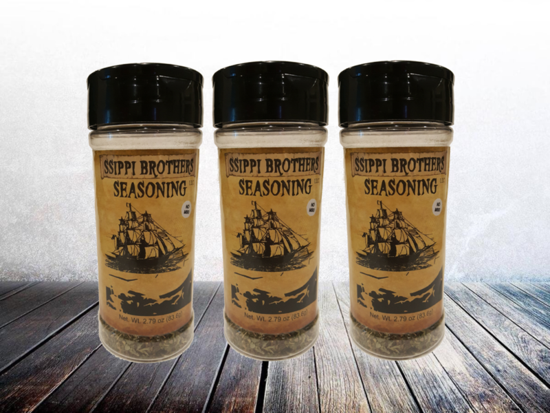 3 Bottles triple the flavor!
