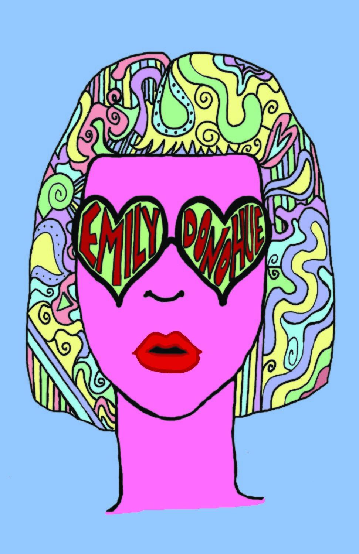 "Emily Donohue Poster (11""x17"")"
