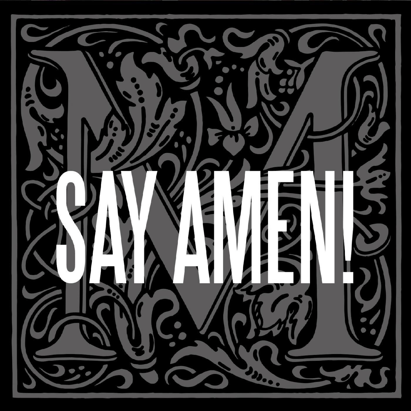 Say Amen (CD or USB)