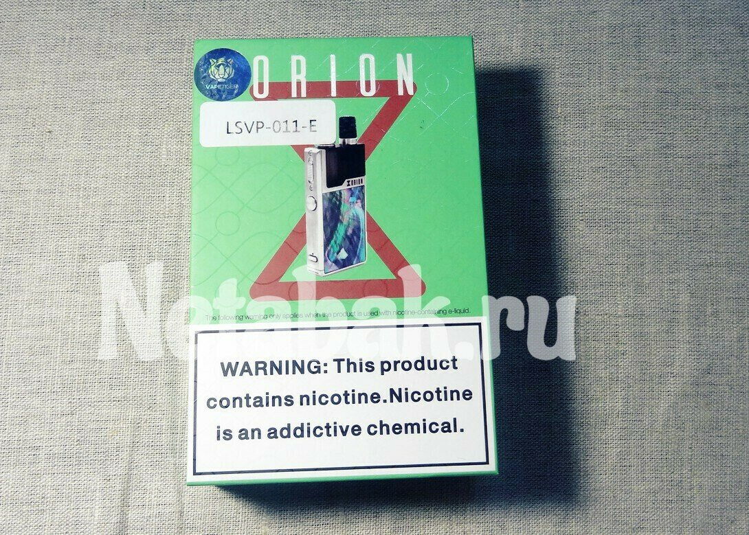 Набор Lost Vape ORION DNA GO Pod Kit