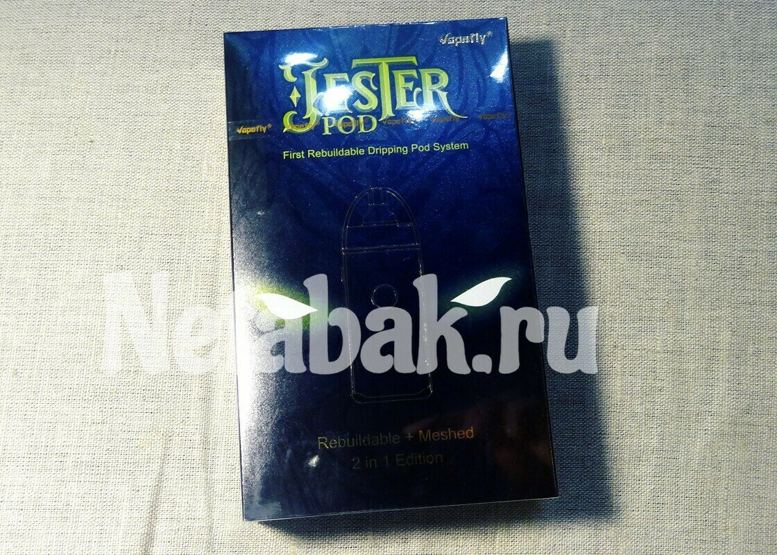 Набор Vapefly JESTER 1000mAh Pod Kit
