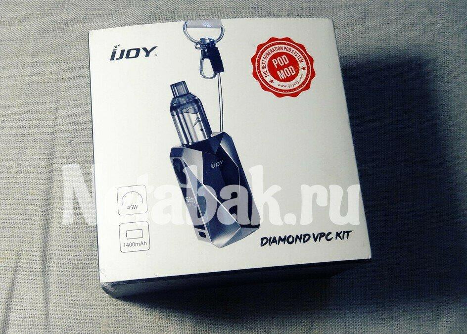 Набор iJOY Diamond VPC Kit