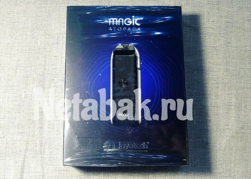 Набор JOYETECH Atopack Magic 1300mAh Kit