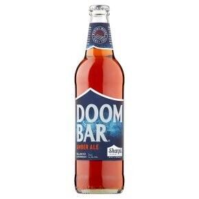 Bottle of Doombar