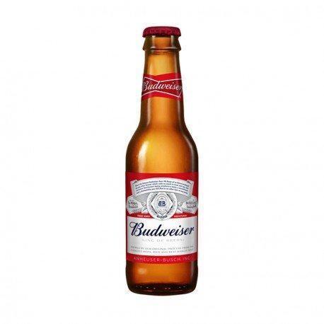 Bottle of Budwieser