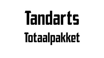 Openings-Kit / Tandartsen