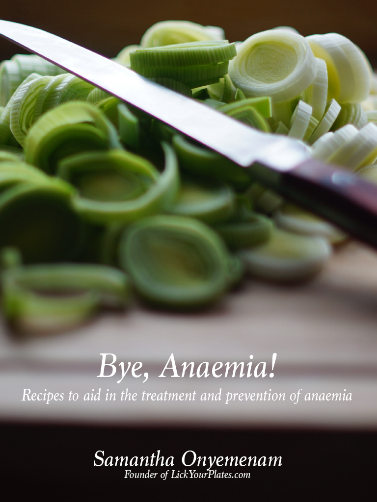 Bye, Anaemia!