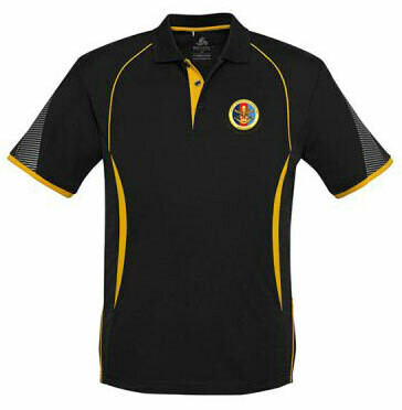DOD MENS AND LADIES RAZOR POLO