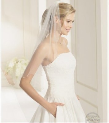 Veil S143 Cream soft (Long)