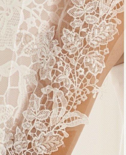 Veil S238 Lace