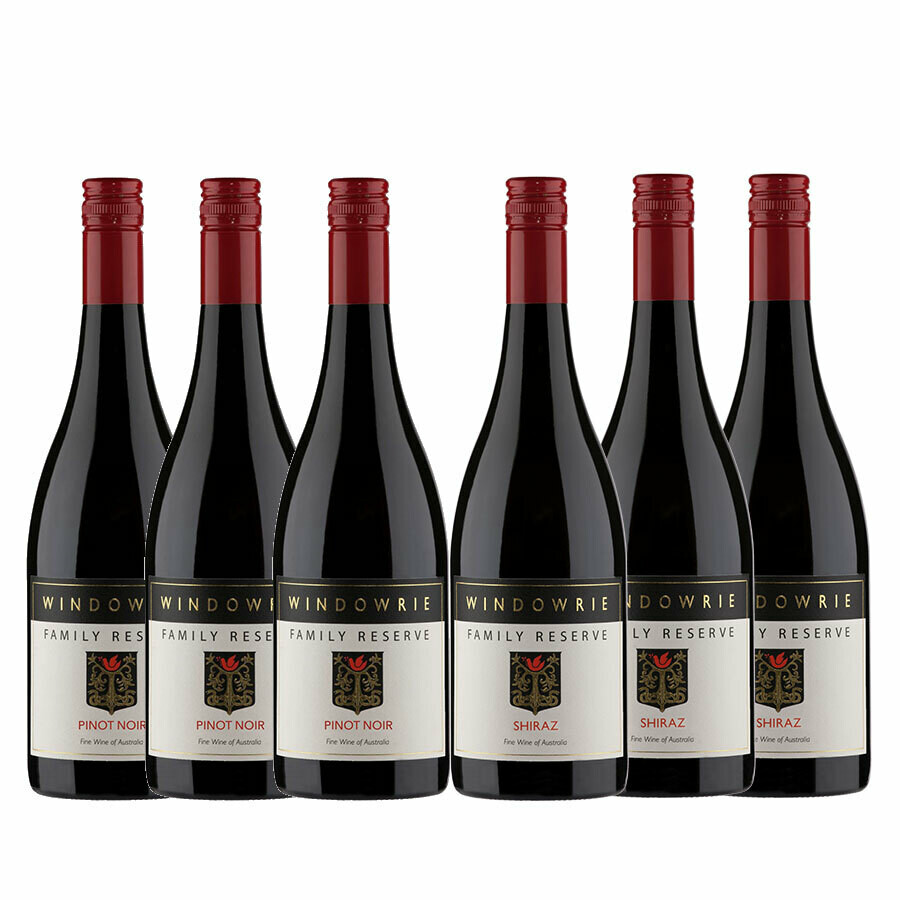 Windowrie Family Reserve Red Gift Pack
