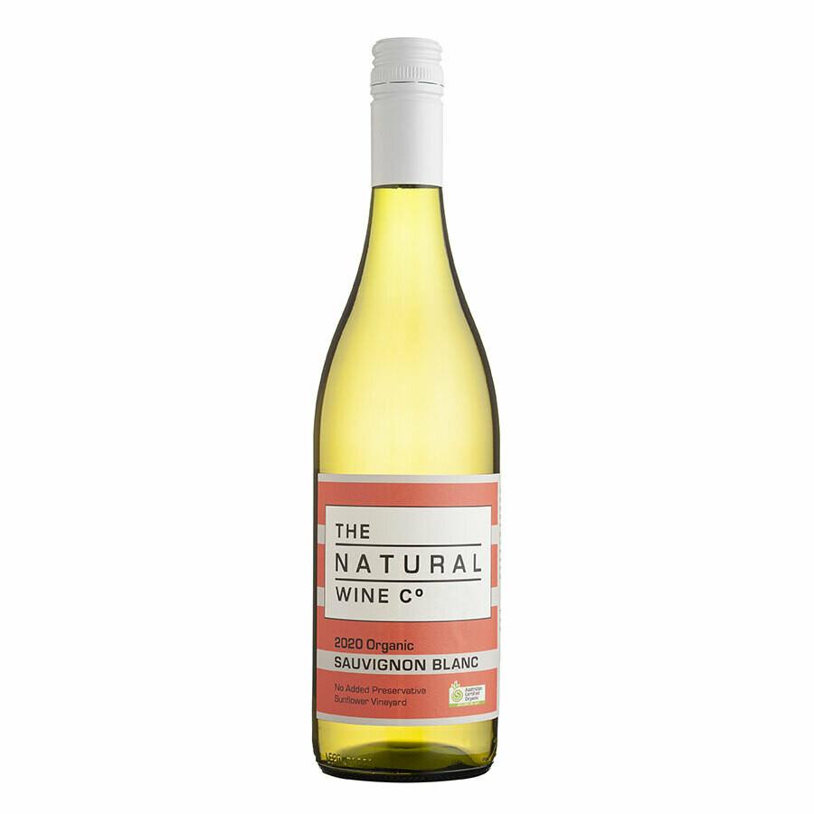 The Natural Wine Co. Sauvignon Blanc 2020