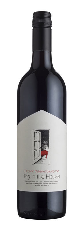 Pig in the House Cabernet Sauvignon 2018