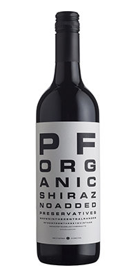 David O'Dea Preservative Free Organic Shiraz 2020