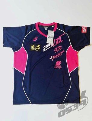Ascis 0539 team shirt / 亚瑟士0539乒乓球队服
