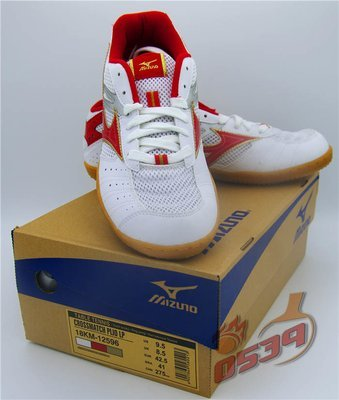 Mizuno Crossmatch Plio LP Table Tennis  Shoes 18KM-12596 /美津浓 专业乒乓球鞋 18KM-12596