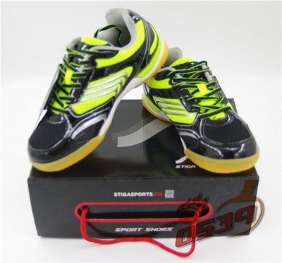 Stiga CS-8611 zapatilla deportivas mujer table tennis shoes / 斯帝卡乒乓球鞋男女款 CS-8611