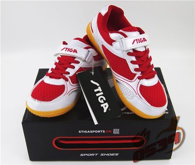 Stiga children breathable  table tennis shoes CS3321 CS3341 / 斯帝卡乒乓球鞋 童鞋 CS3321 CS3341