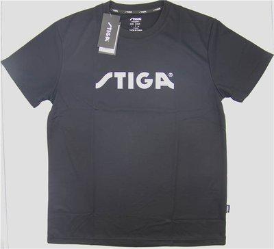 Stiga Tshirt G1203437/33/31 /  斯帝卡 乒乓球 运动短袖 运动圆领衫系列 G1203437/33/31