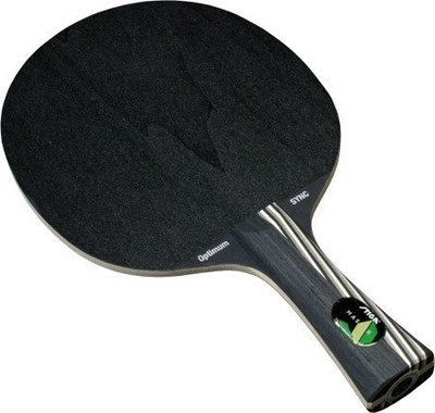 Stiga OPTIMUM SYNC / 斯帝卡斯蒂卡黑水晶7七层加强碳素乒乓球拍底板