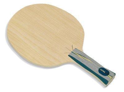Yasaka Extra 3D / 亚萨卡EXTRA YE-3D 弧圈型乒乓球底板球拍