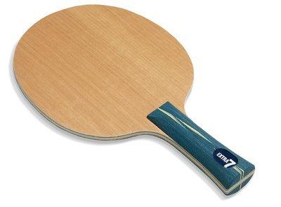 Yasaka Extra 7 / 亚萨卡EXTRA YE7弧圈型乒乓球底板球拍