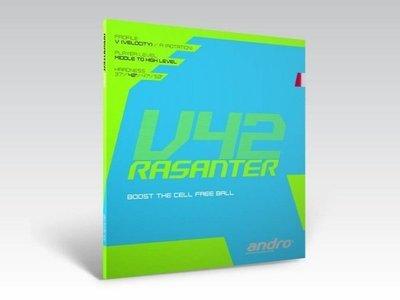 andro® RASANTER V42 / 岸度安度Rasanter锐煞V42内能反胶套胶