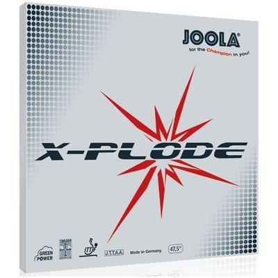JOOLA X-PLODE / X-plode 优拉尤拉 快冲 快车冲锋号X-Plode乒乓球套胶