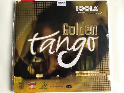 JOOLA GOLDEN TANGO / 优拉尤拉黄金探戈 内能乒乓球胶皮套胶