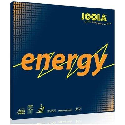 JOOLA ENERGY / 优拉尤拉绿色能量Energy内能乒乓球胶皮套胶