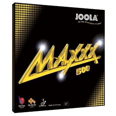 JOOLA MAXXX 500 / 优拉尤拉MAXXX 500 阿鲁纳乒乓球胶皮套胶