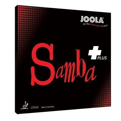 JOOLA SAMBA PLUS / 优拉尤拉 samba+桑巴+内能乒乓球胶皮反胶套胶