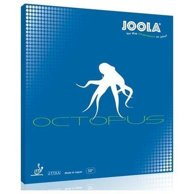 JOOLA OCTOPUS / 优拉尤拉Octopus章鱼乒乓球胶皮长胶套胶单胶皮颗粒
